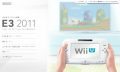"Successor of Wii!! ""Wii U"": Controller with touch screen"