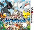 "3DS ""Super Pokemon Scramble"" official site opened!"